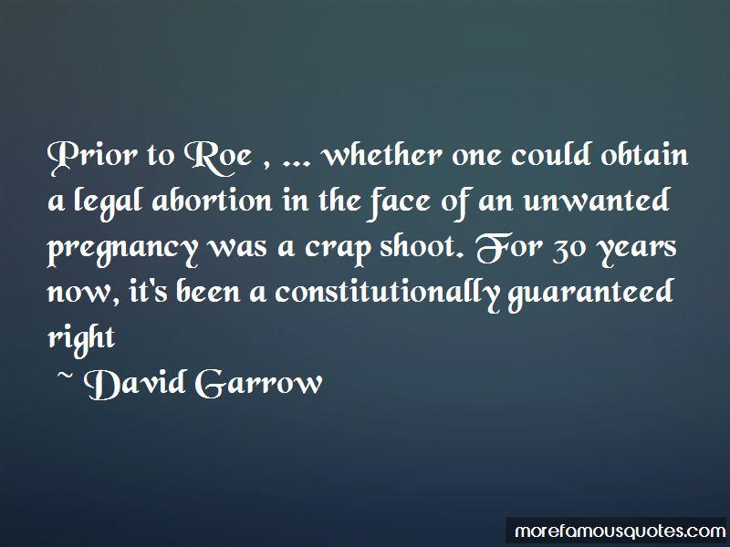 David Garrow Quotes
