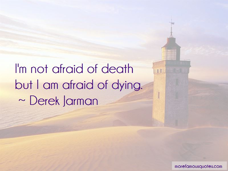 Derek Jarman Quotes