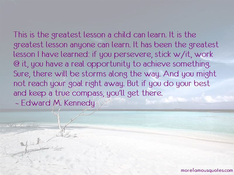 Edward M. Kennedy Quotes Pictures 3