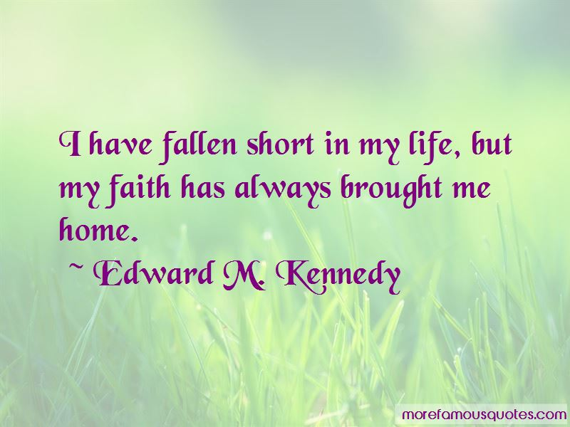 Edward M. Kennedy Quotes