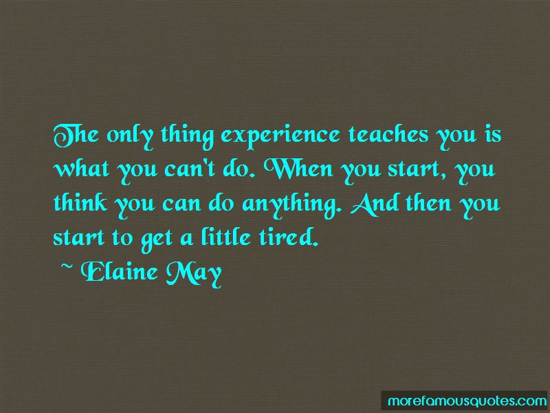 Elaine May Quotes Pictures 2