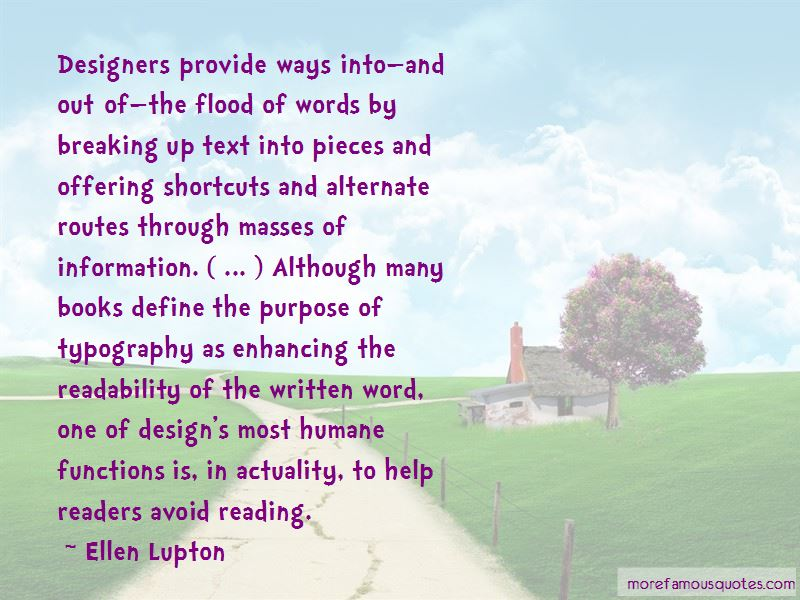 Ellen Lupton Quotes Pictures 4