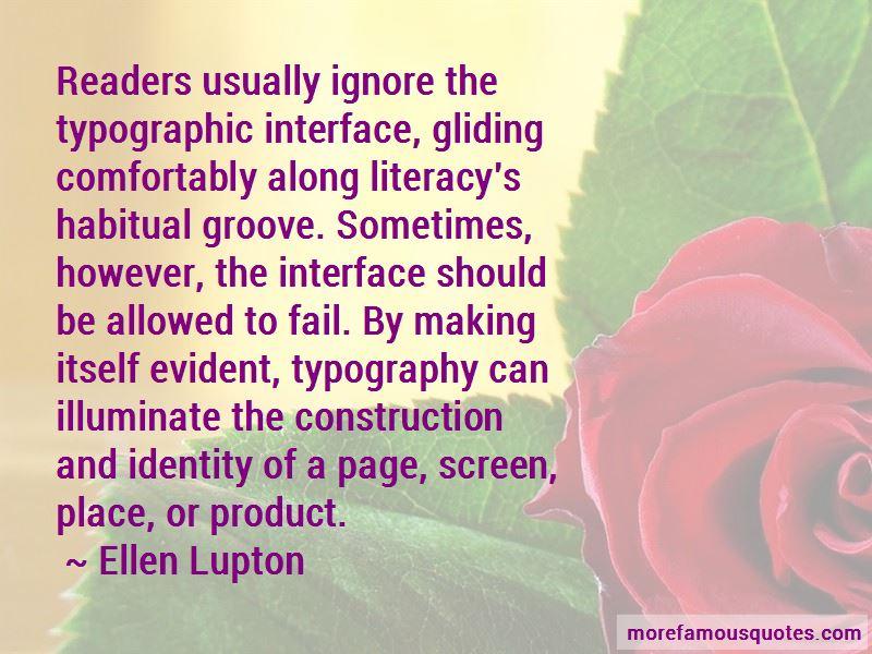 Ellen Lupton Quotes