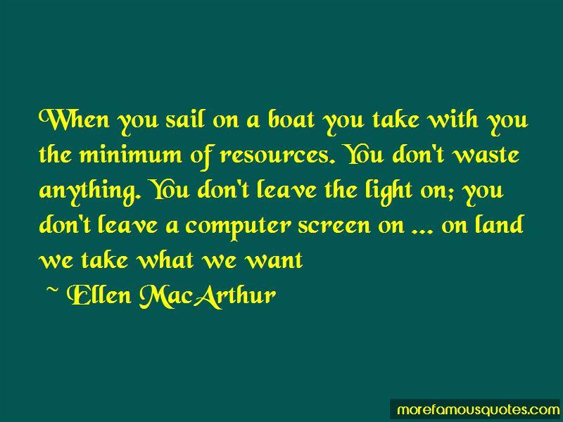 Ellen MacArthur Quotes Pictures 4