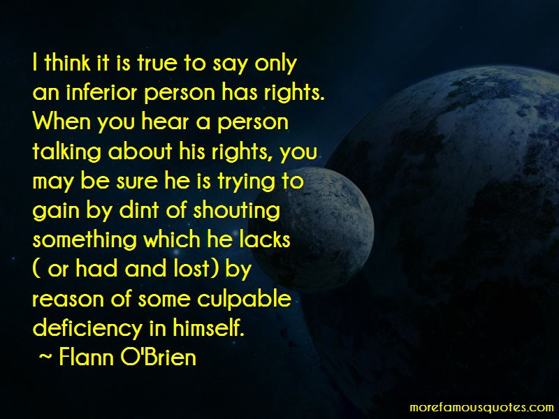 Flann O'Brien Quotes Pictures 2