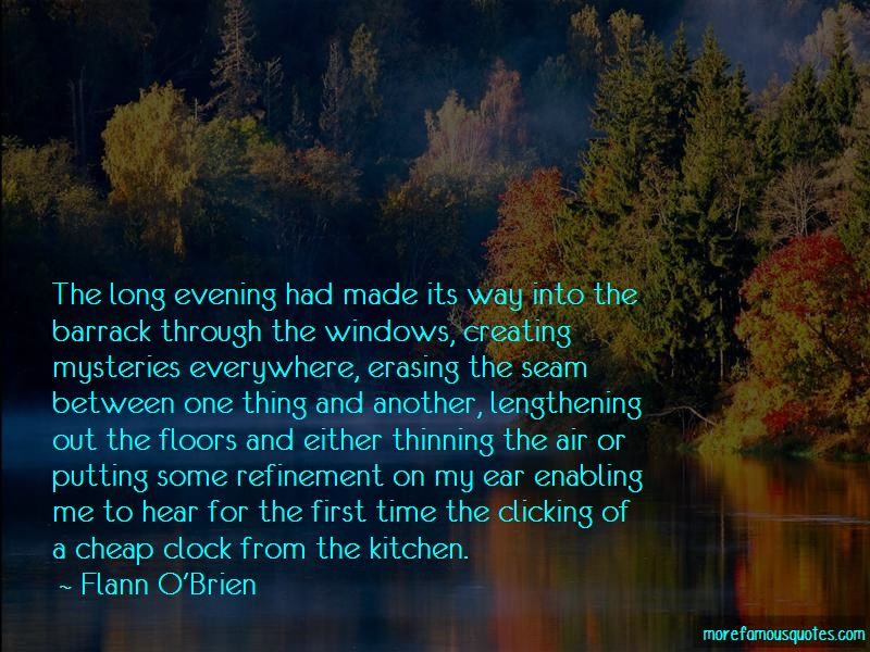 Flann O'Brien Quotes Pictures 4