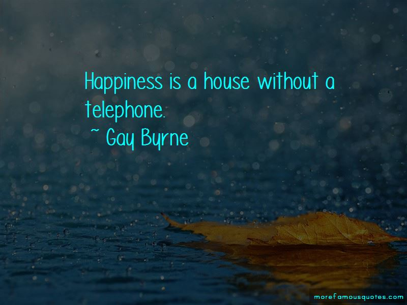 Gay Byrne Quotes Pictures 2