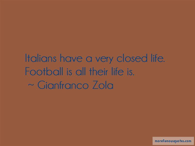 Gianfranco Zola Quotes Pictures 2
