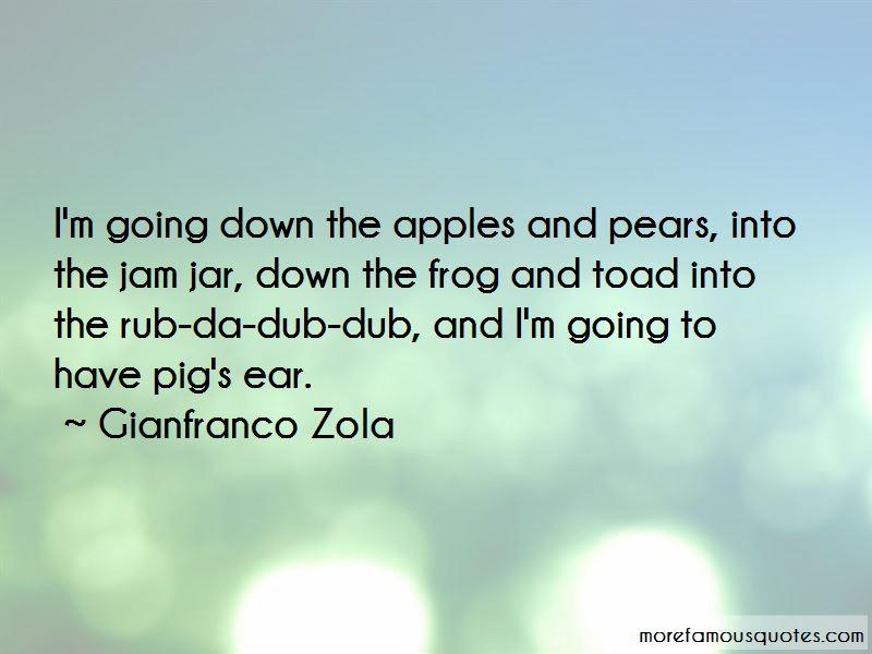 Gianfranco Zola Quotes