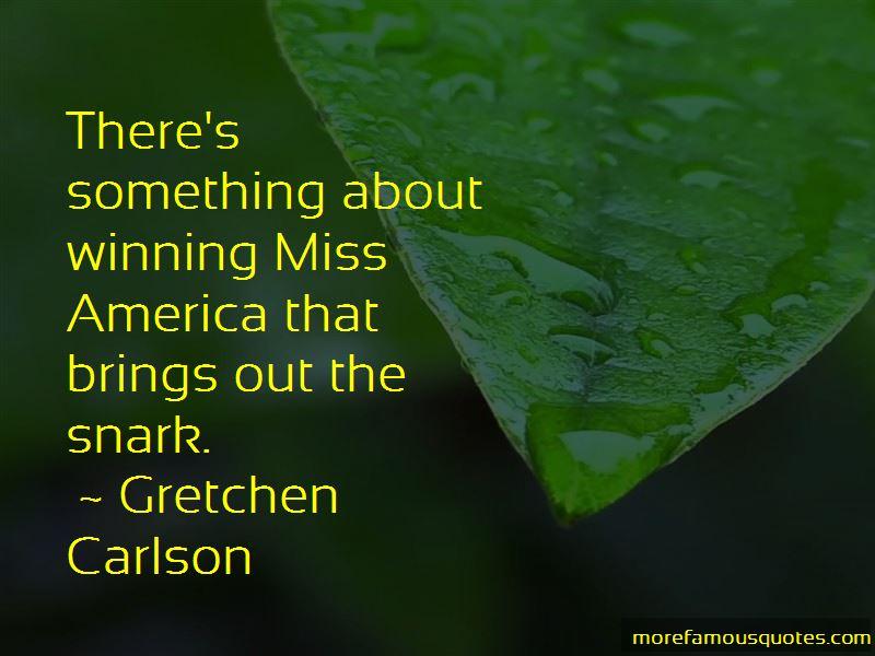 Gretchen Carlson Quotes