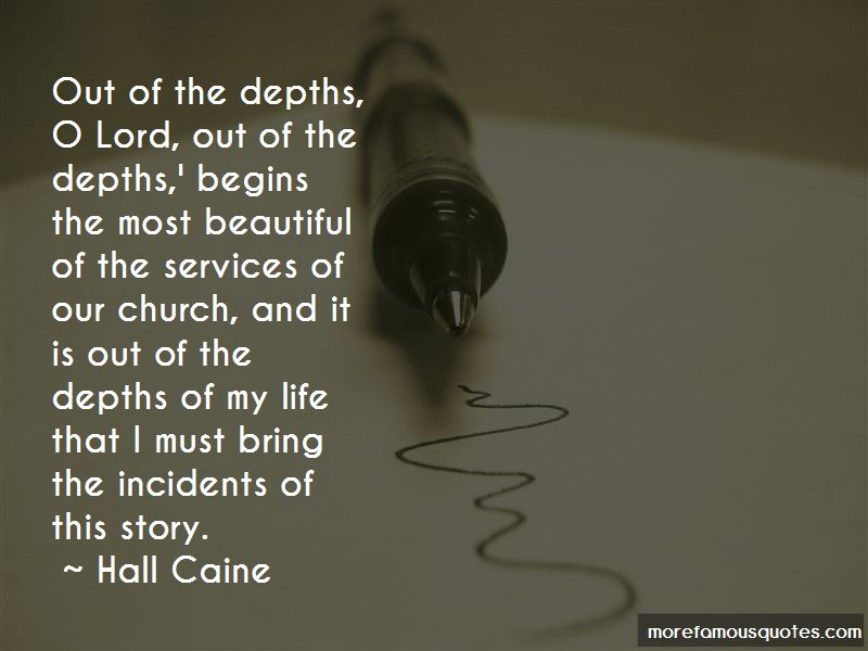 Hall Caine Quotes