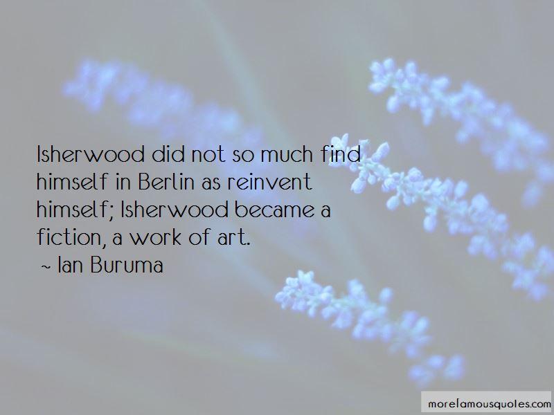 Ian Buruma Quotes Pictures 4