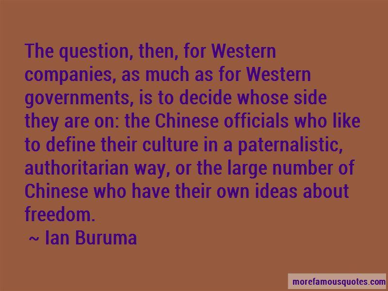 Ian Buruma Quotes
