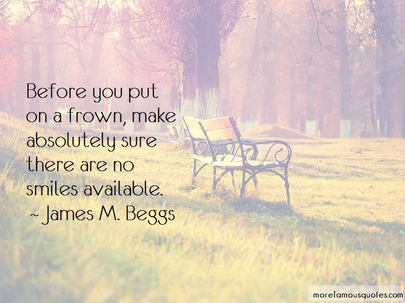 James M. Beggs Quotes Pictures 3