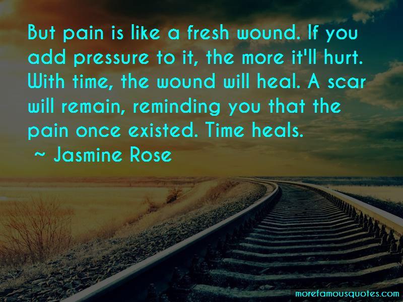 Jasmine Rose Quotes