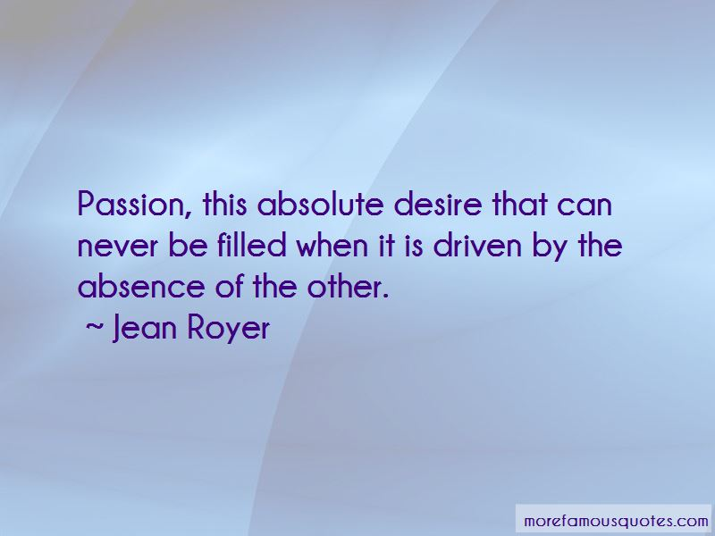Jean Royer Quotes Pictures 2