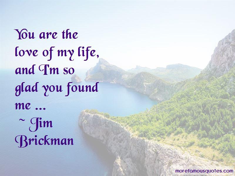 Jim Brickman Quotes