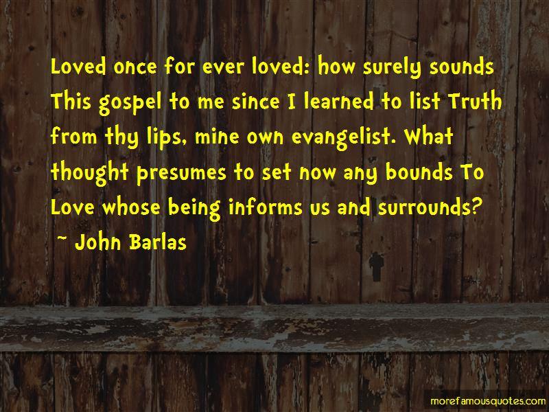 John Barlas Quotes Pictures 2