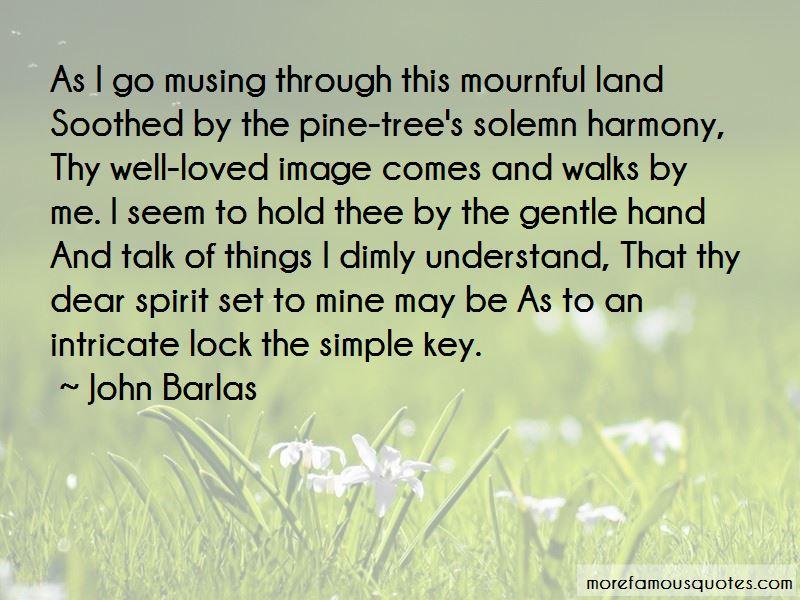 John Barlas Quotes