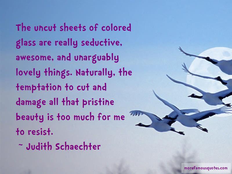 Judith Schaechter Quotes Pictures 3