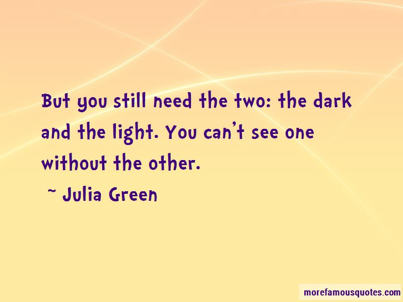 Julia Green Quotes Pictures 4