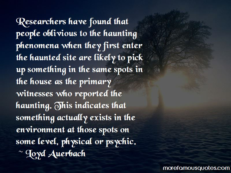 Loyd Auerbach Quotes Pictures 3