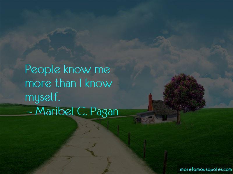 Maribel C. Pagan Quotes Pictures 2