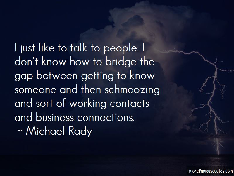 Michael Rady Quotes Pictures 2