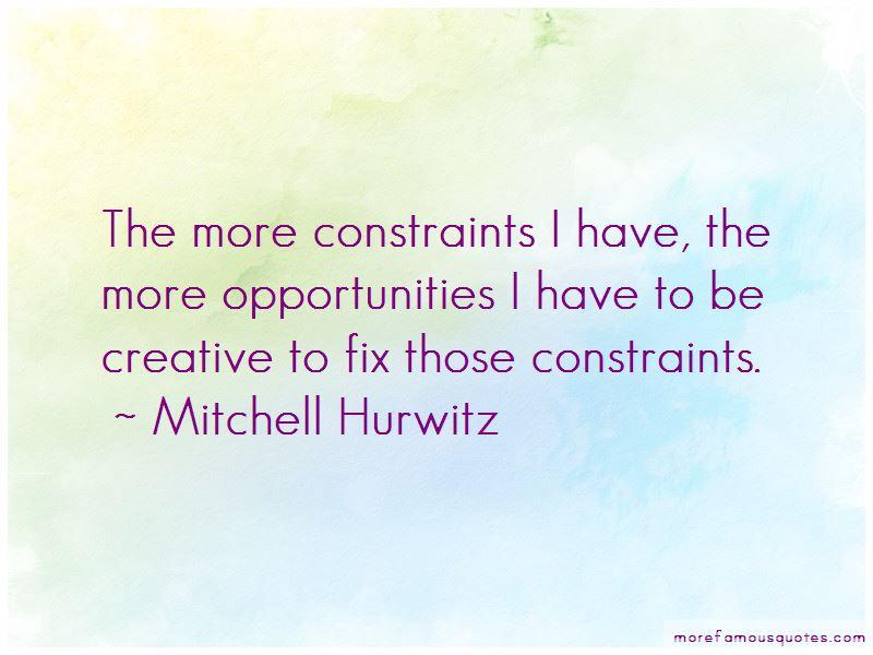Mitchell Hurwitz Quotes Pictures 3