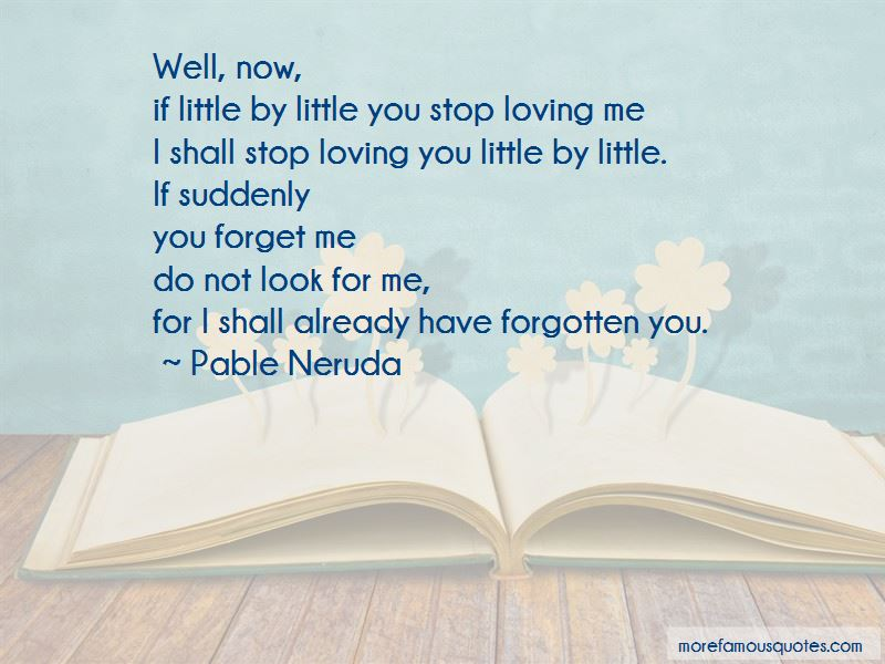 Pable Neruda Quotes
