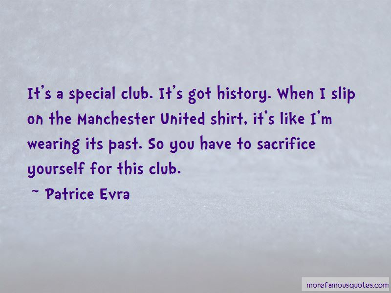 Patrice Evra Quotes Pictures 2