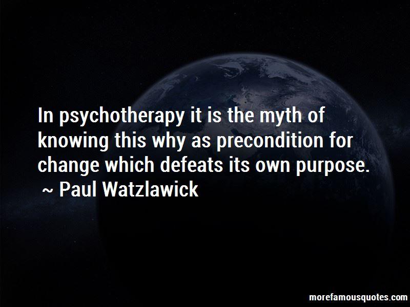 Paul Watzlawick Quotes Pictures 4