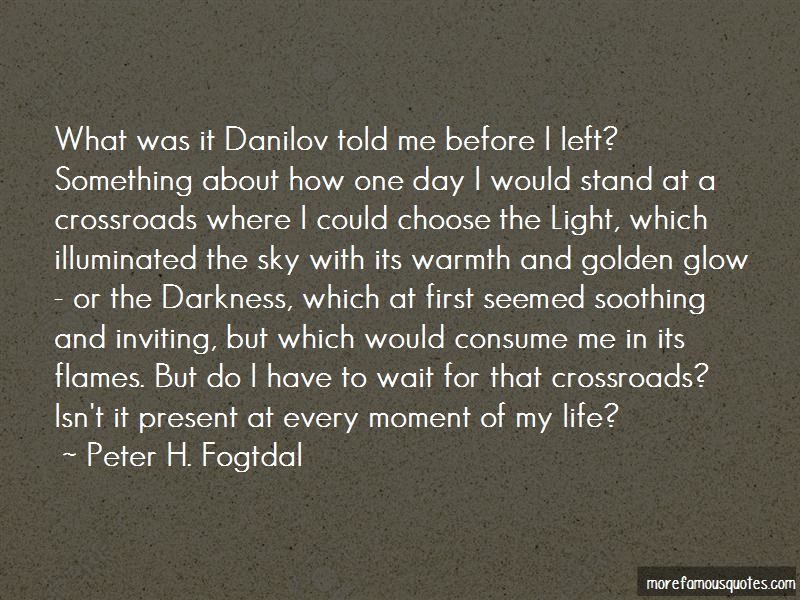 Peter H. Fogtdal Quotes Pictures 3