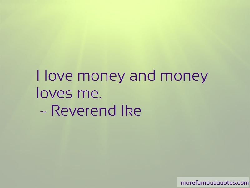 Reverend Ike Quotes Pictures 2