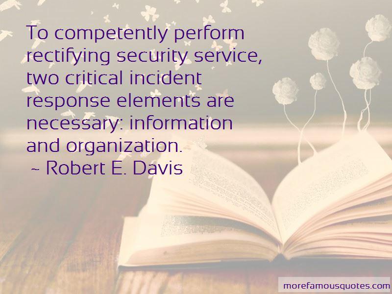 Robert E. Davis Quotes Pictures 3