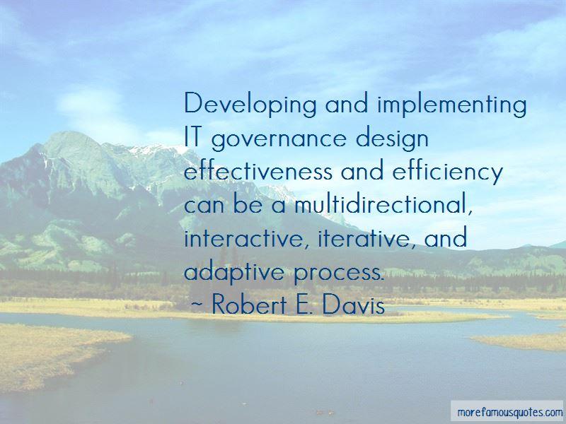 Robert E. Davis Quotes Pictures 4