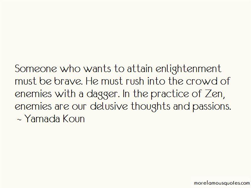 Yamada Koun Quotes Pictures 3