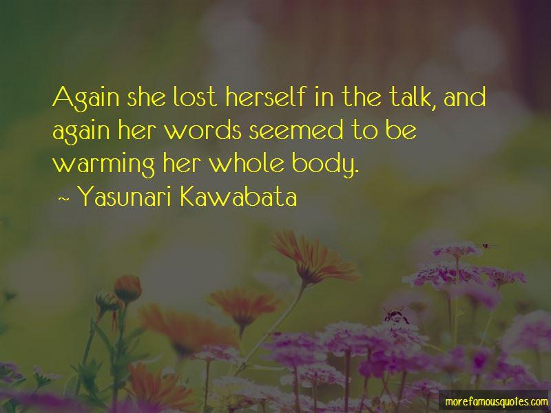 Yasunari Kawabata Quotes Pictures 2