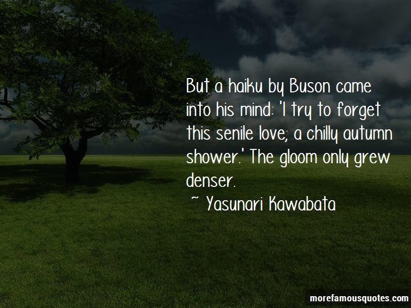 Yasunari Kawabata Quotes Pictures 3