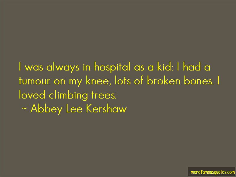 Abbey Lee Kershaw Quotes Pictures 2
