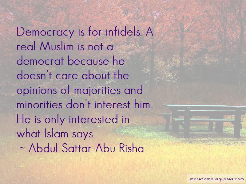 Abdul Sattar Abu Risha Quotes Pictures 2