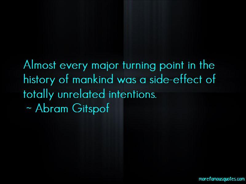 Abram Gitspof Quotes Pictures 2