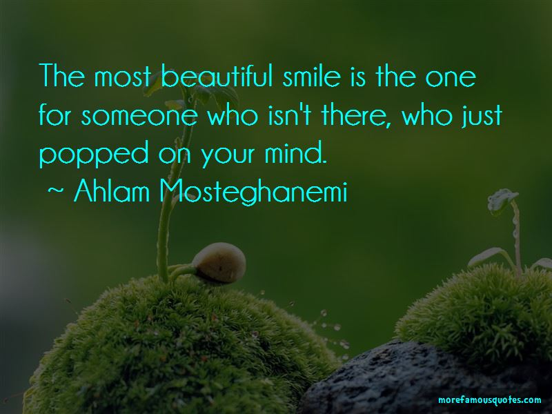 Ahlam Mosteghanemi Quotes Pictures 2