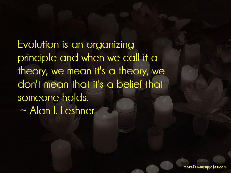 Alan I. Leshner Quotes Pictures 3
