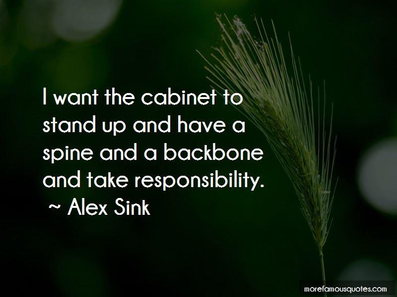 Alex Sink Quotes