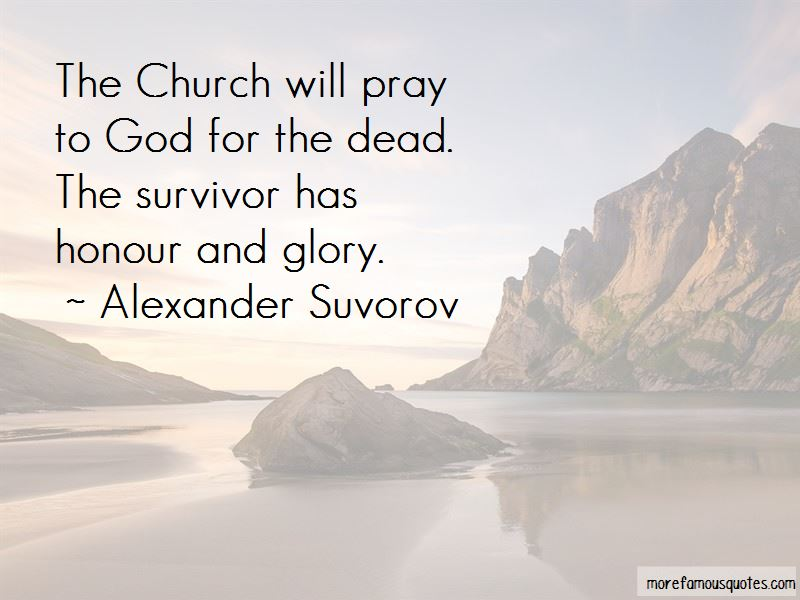 Alexander Suvorov Quotes Pictures 2