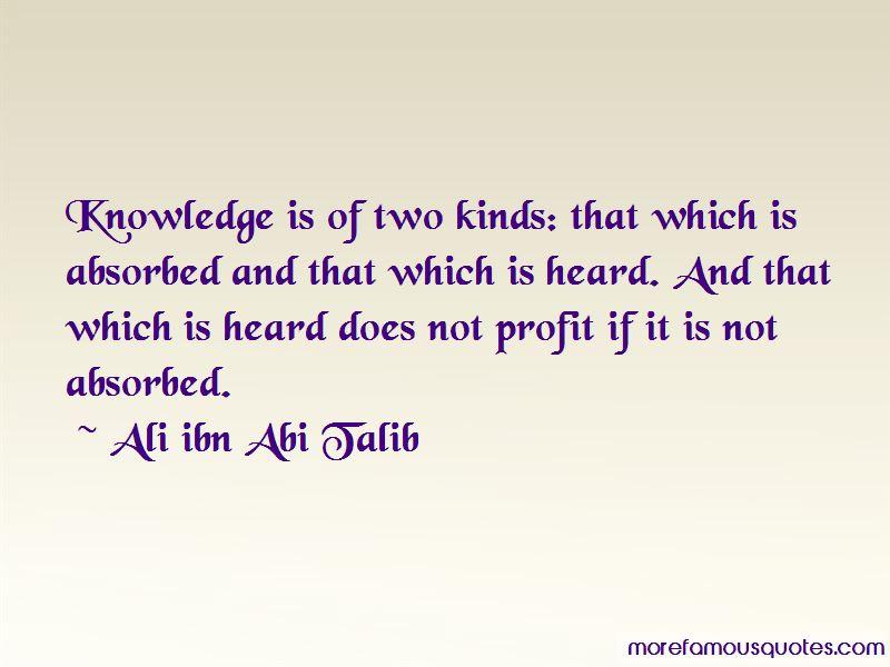 Ali Ibn Abi Talib Quotes Pictures 4