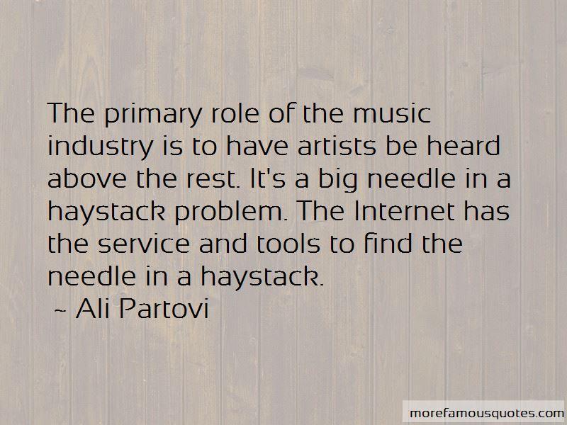 Ali Partovi Quotes Pictures 2
