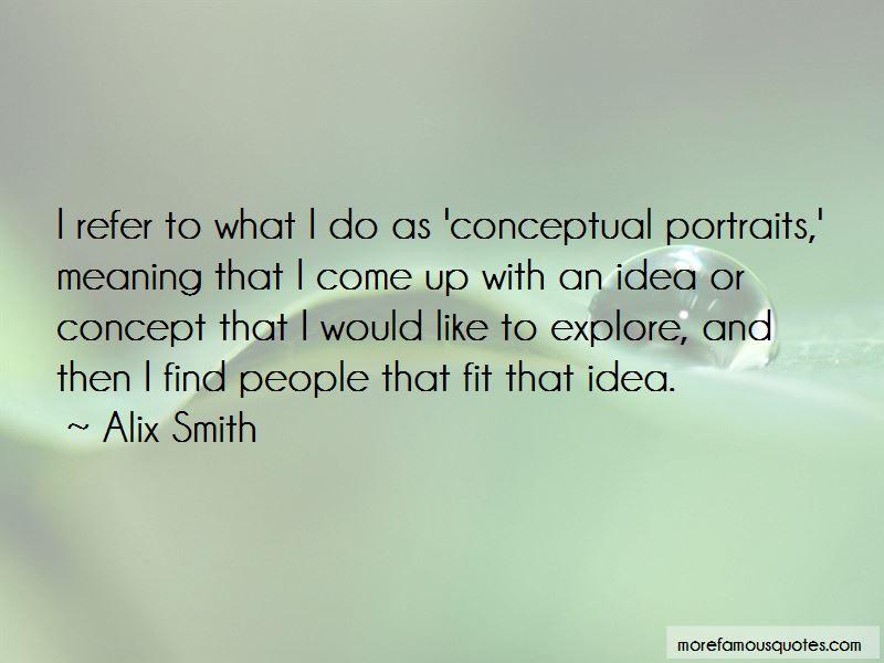 Alix Smith Quotes Pictures 2