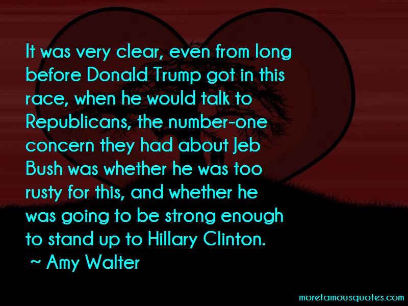 Amy Walter Quotes Pictures 4